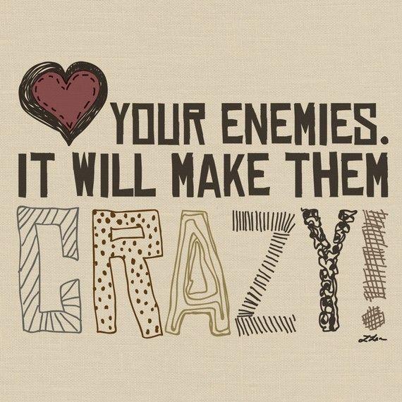 Love Your Craft Ideas Enemies