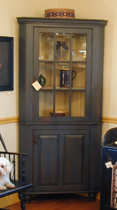 How To Build A Corner Curio Cabinet WoodWorking Projects