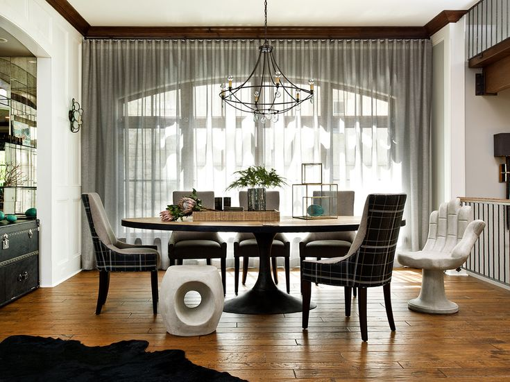 1000+ Ideas About Transitional Dining Rooms On Pinterest