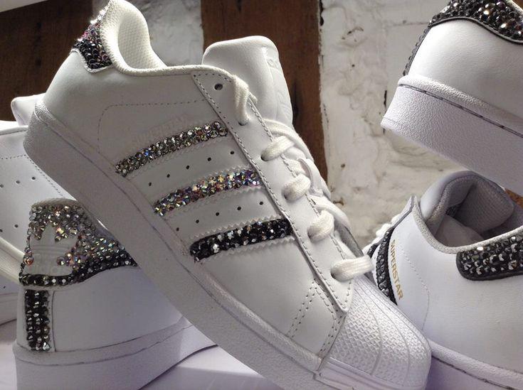 Adidas Paillette Argent 7