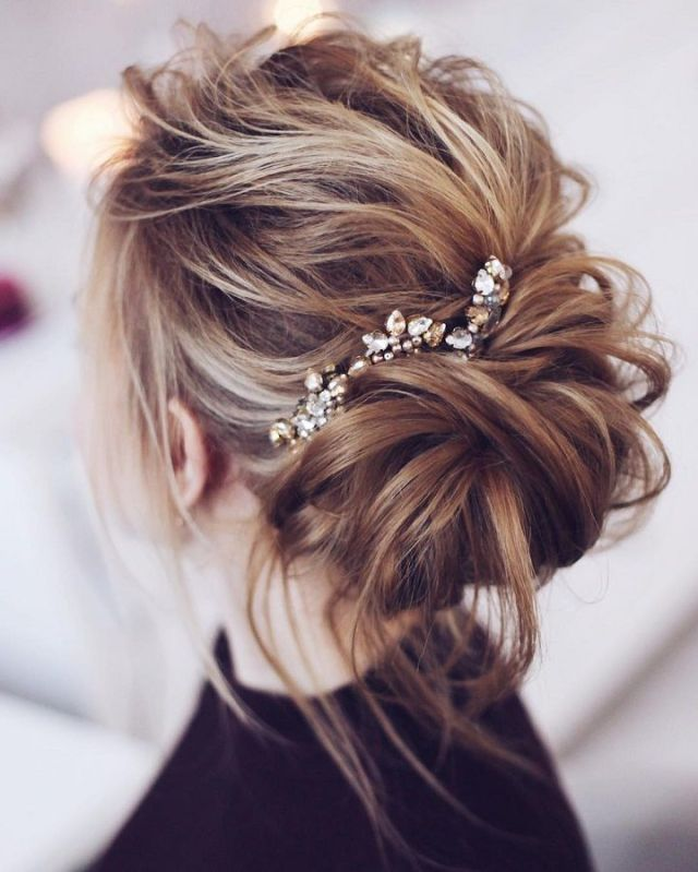 17 Best ideas about Wedding  Hairstyles  on Pinterest  Grad