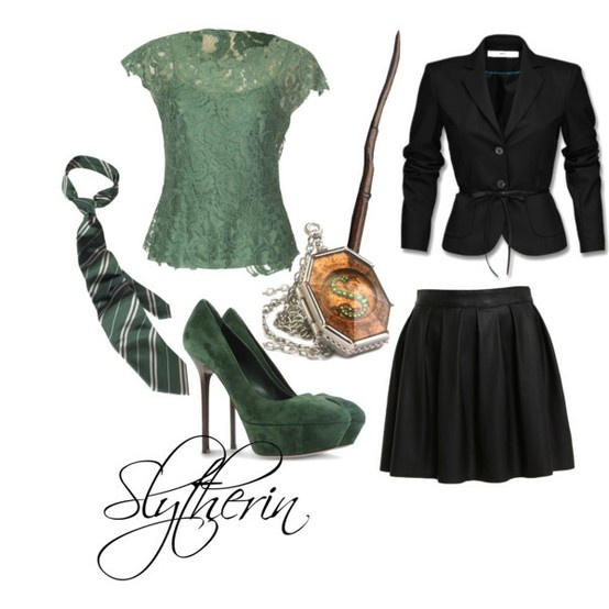 Slytherin Common Room In The Evening Audio Atmosphere