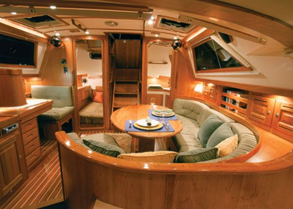 1000+ Ideas About Boat Interior On Pinterest