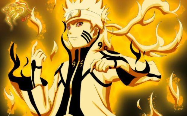 Hashirama Senju VS Uzumaki Naruto