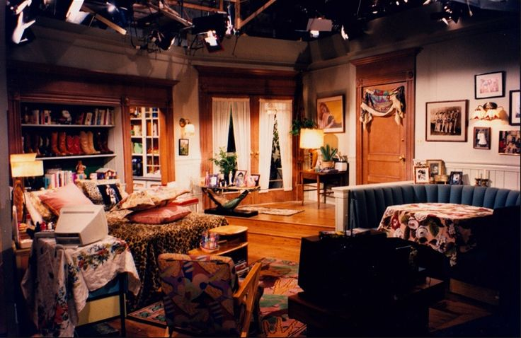 Roz Doyles Apartment Frasier Home Sweet Home