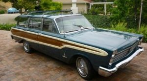 1965 Mercury Comet Villager Station Wagon | Rides