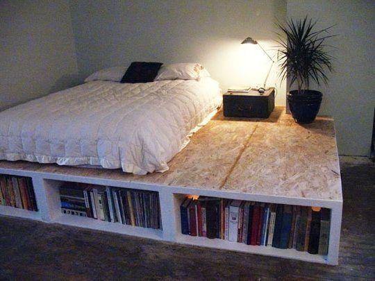 Best 25+ Diy Bed Frame Ideas Only On Pinterest
