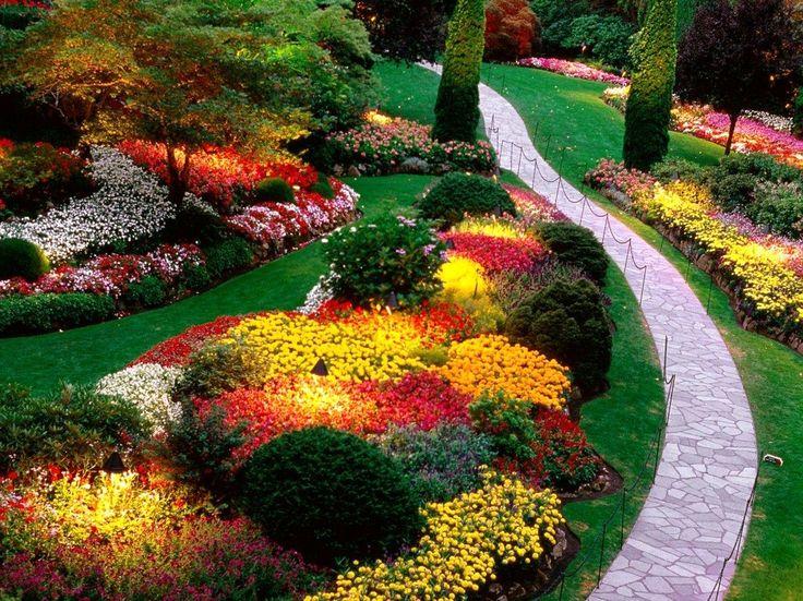 17 Best images about Slope Garden Design/Ideas on ... on Sloped Backyard Design id=64566