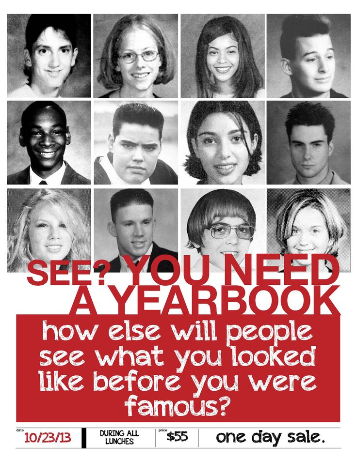 130 Best Images About Yearbook Marketing On Pinterest