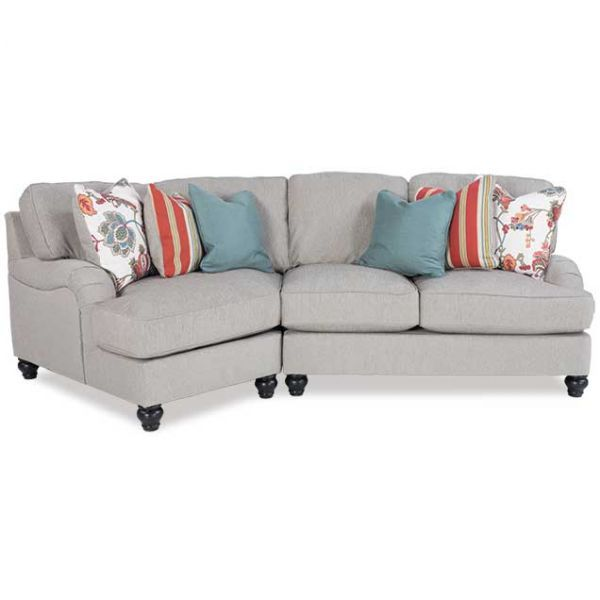 2PC With LAF Cuddler Sectional Basement Pinterest