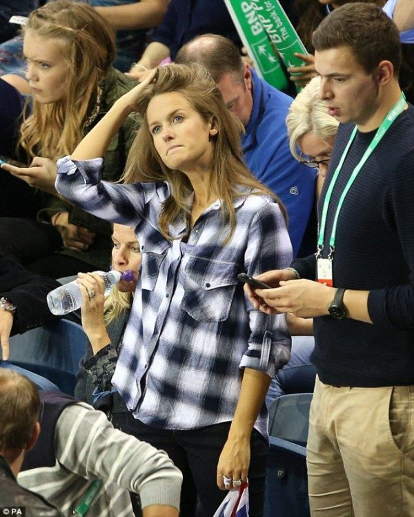 812 best images about Kim Sears on Pinterest | Andy murray ...