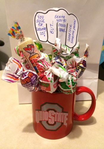 gift basket ideas for coworker leaving ziesite co