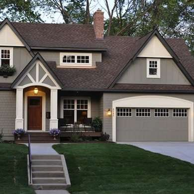 44 best images about home exteriors on pinterest on exterior home paint ideas pictures id=60450
