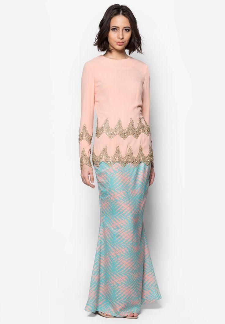1000 Ideas About Baju Kurung On Pinterest Kebaya
