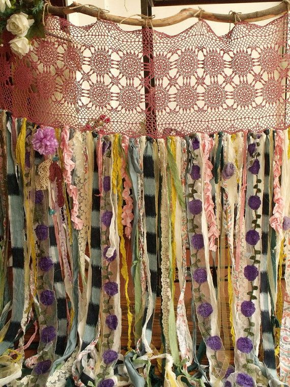 17 Best Ideas About Hippie Curtains On Pinterest Dream