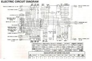 49cc Chinese Scooter problems: Scooter Wiring Diagram