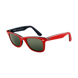 Ray-Ban Black Aluminum Club