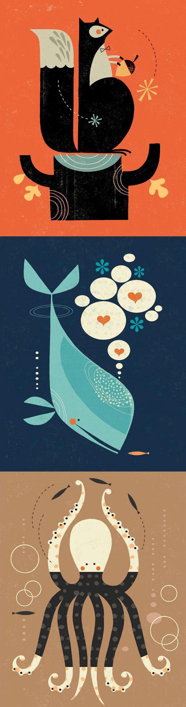 best Illustrations images on Pinterest