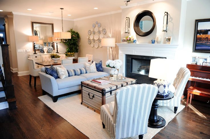 25+ Best Ideas About Rectangle Living Rooms On Pinterest