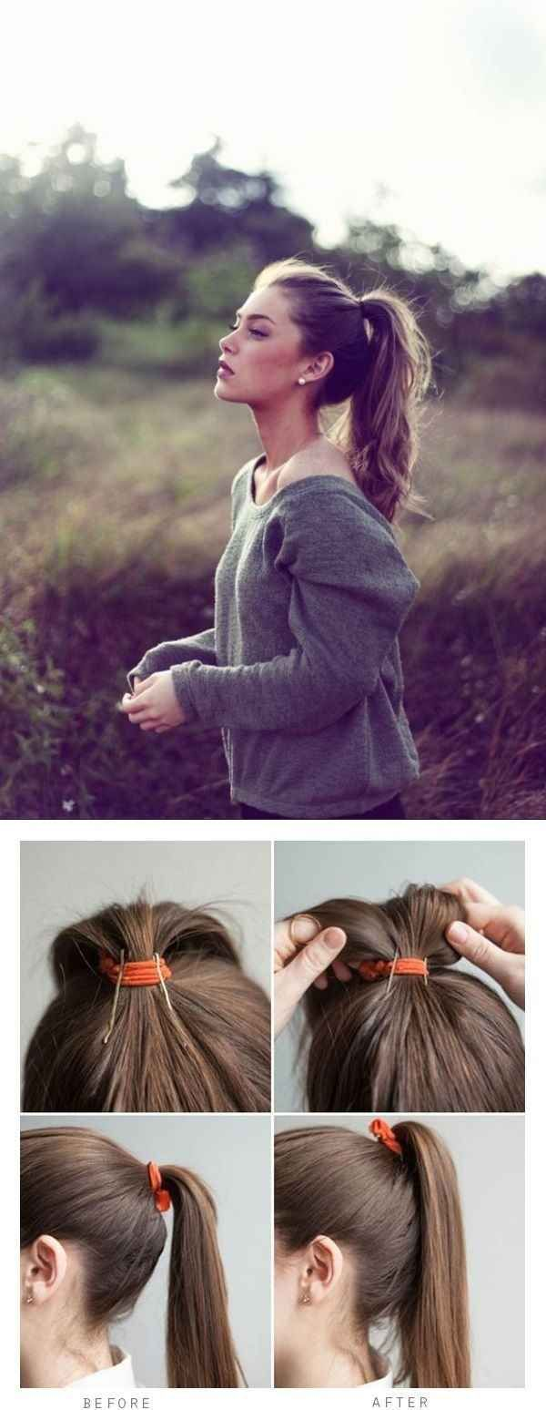 images about Mane and makeup on Pinterest Chignons Green