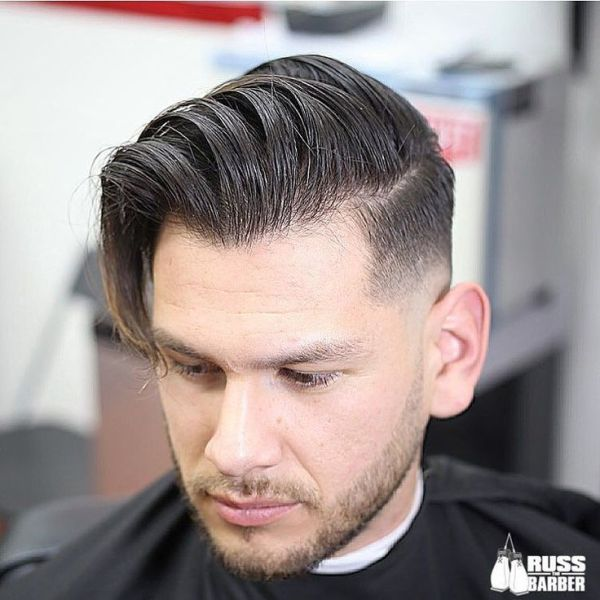 71 Cool Men's Hairstyles 2017 | High fade, Long hair and Hair