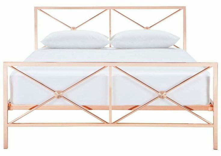 1000+ Ideas About Copper Bed On Pinterest