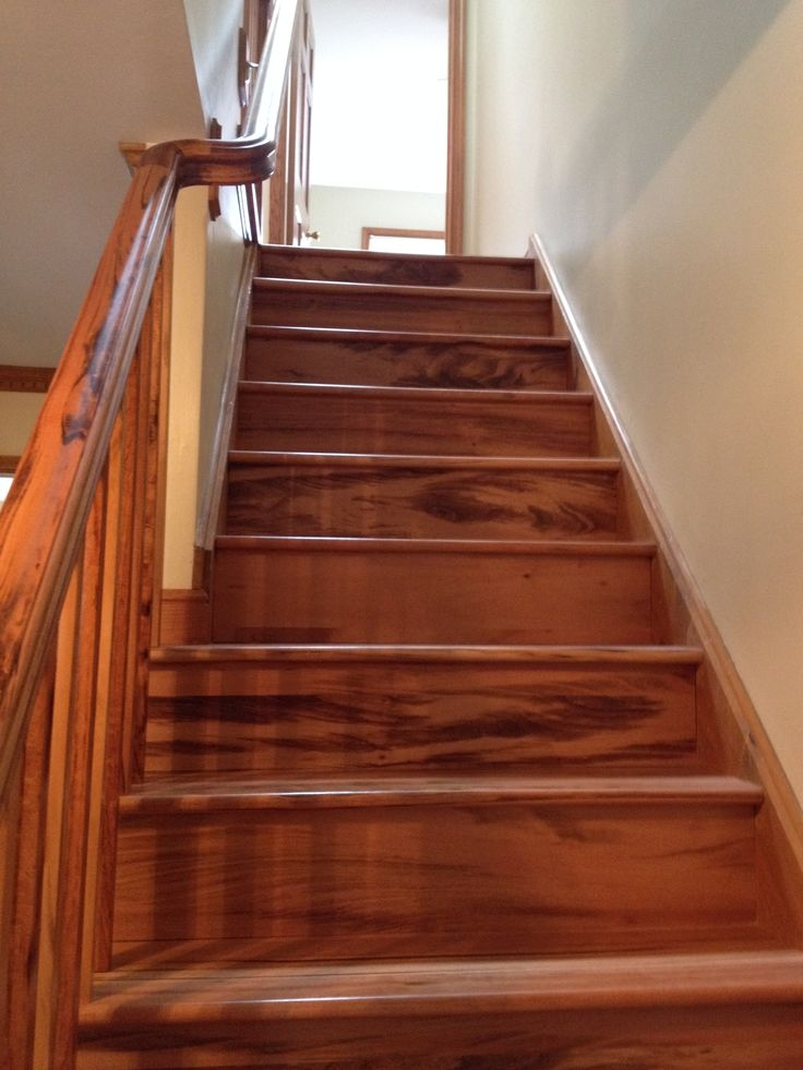 Best 25 Wood Stair Treads Ideas On Pinterest Stairs   Wood Stair Treads And Risers