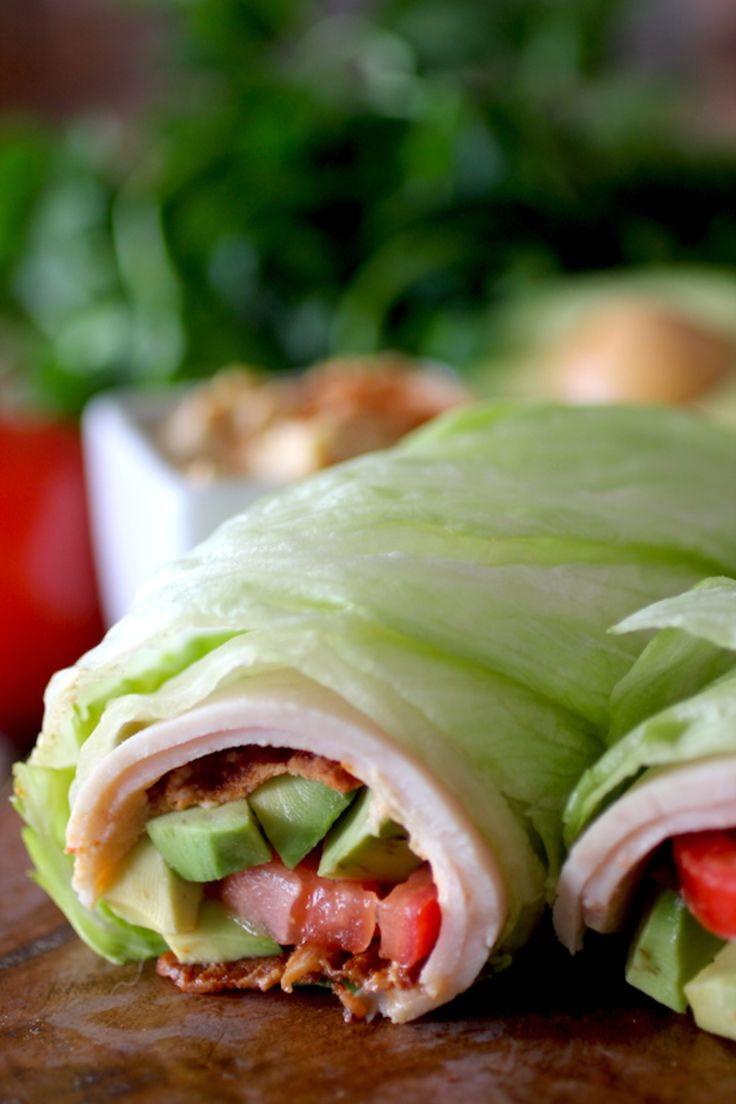 1000 Ideas About Turkey Lettuce Wraps On Pinterest