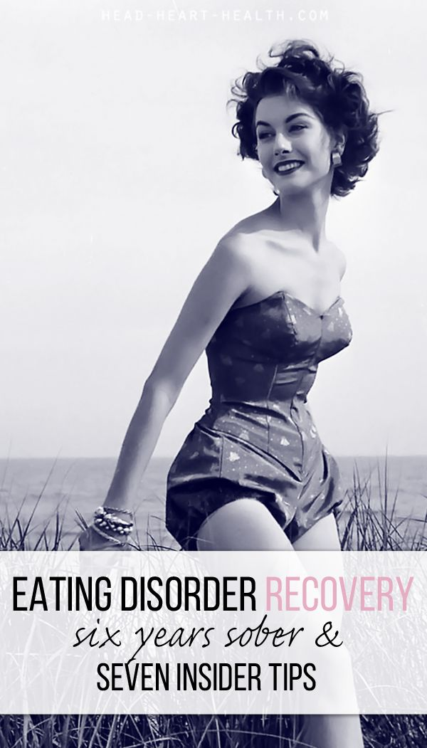 Eating Disorder Recovery • Six Years of Sobriety + Seven Recovery Tips •  I celebrate freedom from counting calories, from self-loathing and from perfectionism. >> http://head-heart-health.com/17186/eating-disorder-recovery-six-years: