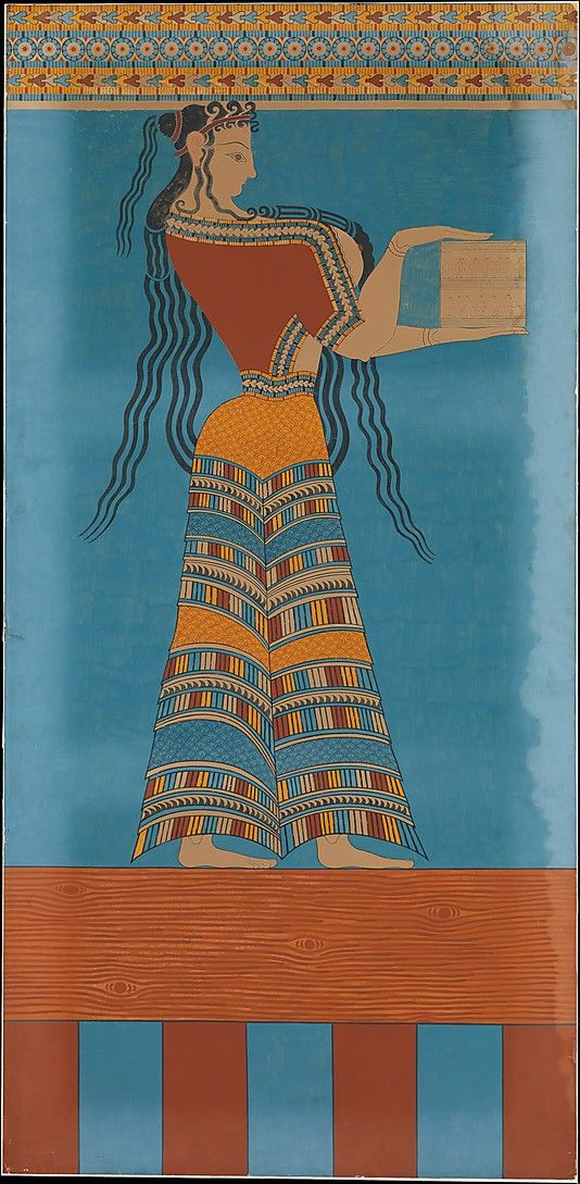 17 Best images about STYLES Minoan on Pinterest Jean
