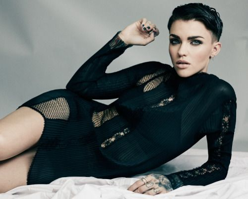 106 best images about Ruby Rose on Pinterest | Sexy, Short ...
