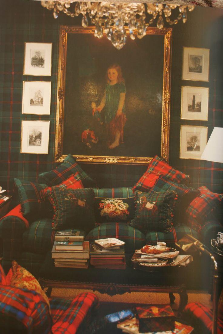 Ralph Lauren Decor Ralph Lauren Home Collection In The