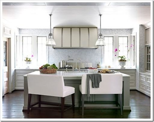 kitchen no upper cabinets eat at island with sink like the extra storage but don t on kitchen remodel no island id=56892