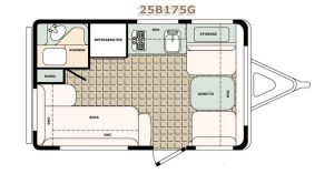 14 foot camper floor plans  Google Search | tiny house
