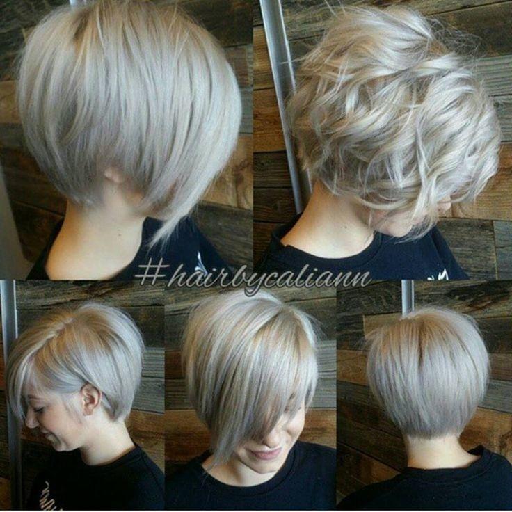 Modern Short Hairstyles – v