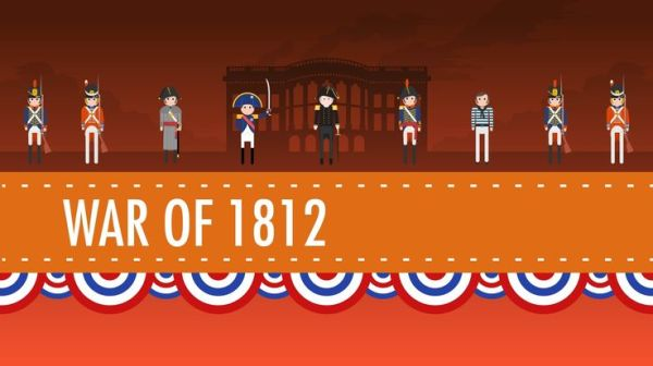 The War of 1812 | John green, Chang'e 3 and Crash course ...