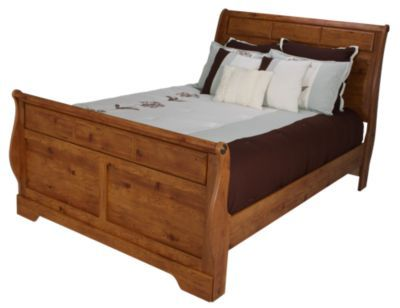 10 Best Images About King Sleigh Bed On Pinterest