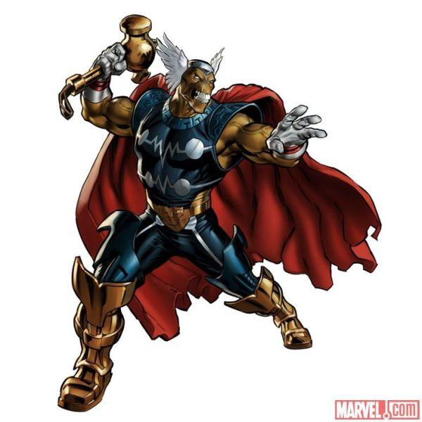 Beta Ray Bill in #Marvel: Avengers Alliance | Marvel ...