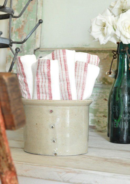 8 Clever Ways To Store Your Kitchen Linens Towels