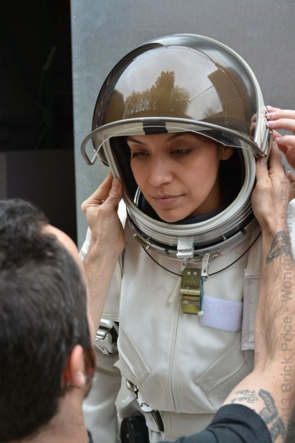 17 Best images about Women in spacesuitspressuresuits on