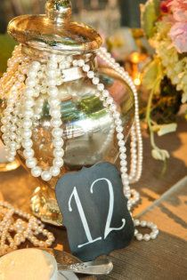 17 Best Ideas About Pearl Centerpiece On Pinterest Gold