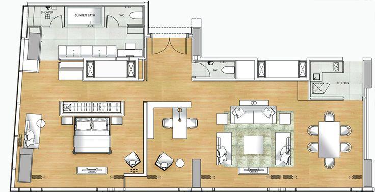1000+ Ideas About Villa Plan On Pinterest