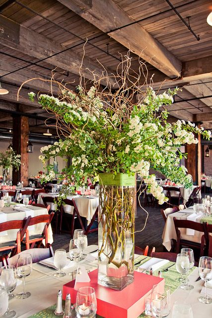 A Tall Branching Arrangement At The Fun Idea For The