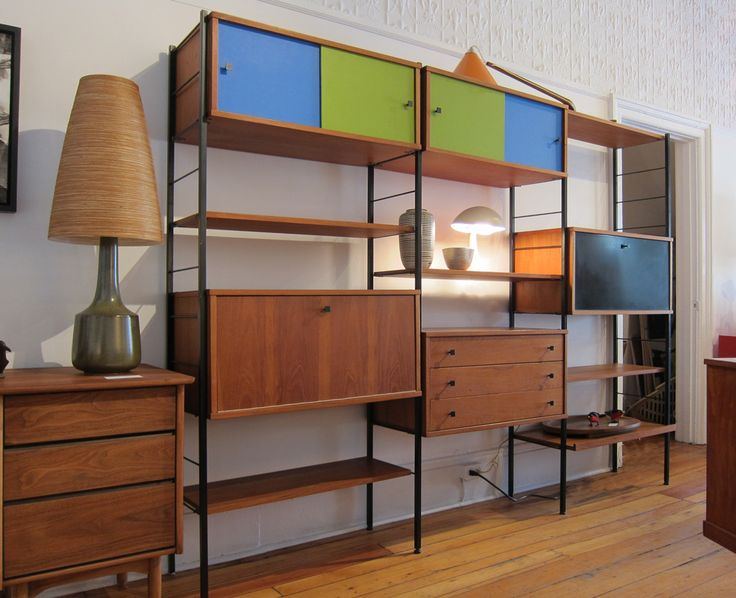 17 best images about mid century modern wall shelves on on wall shelves id=28042
