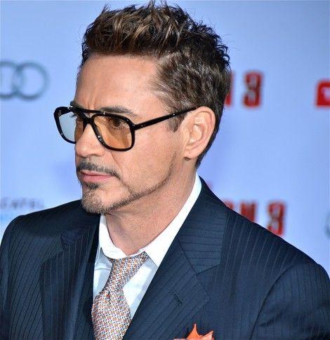 Robert Downey Jr Iron Man Haircut Google Search Robert