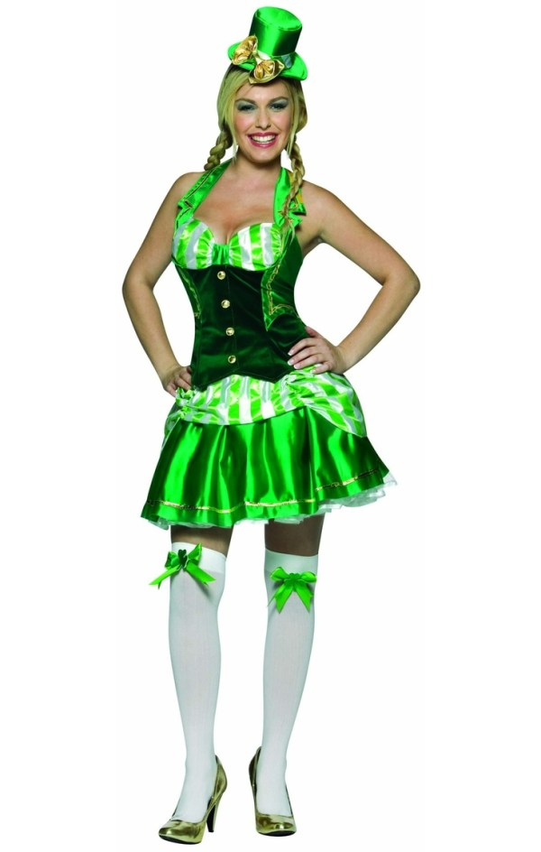 29 best images about St Patrick's Day Fancy Dress on ...