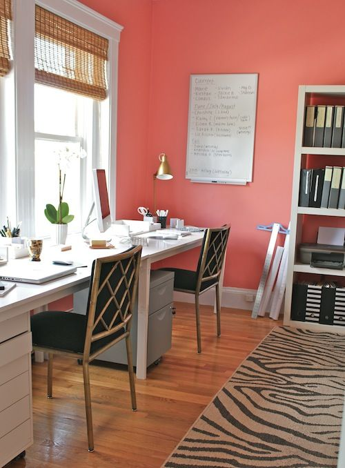 benjamin moore all a blaze coral paint pinterest on office wall colors id=98891