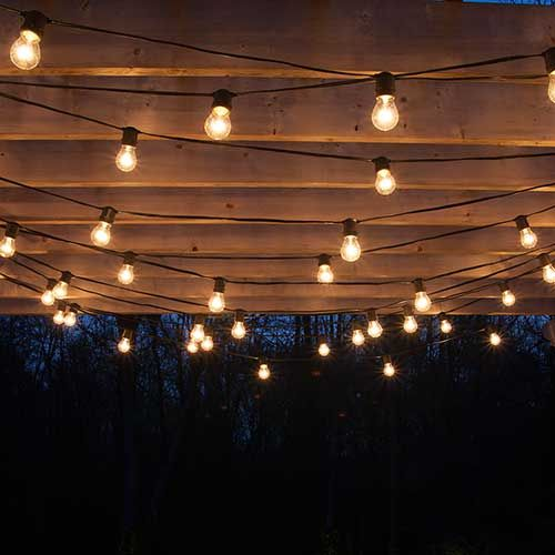 How To Plan And Hang Patio Lights Patio String Lights