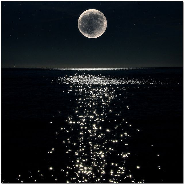 25 Best Ideas About Moon Over Water On Pinterest Full