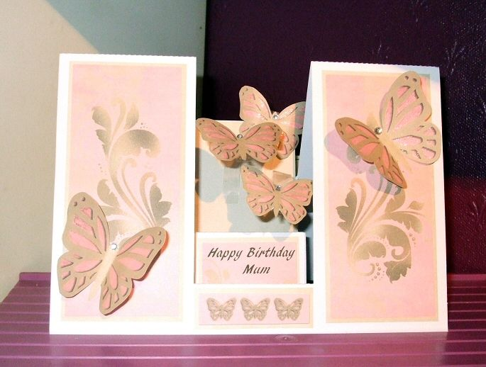 Download Free SVG File for this card | Cricut / SVG / Cards ...